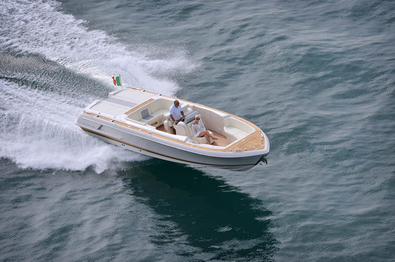 Colombo 32 Super Indios Tender - www.colomboboats.it