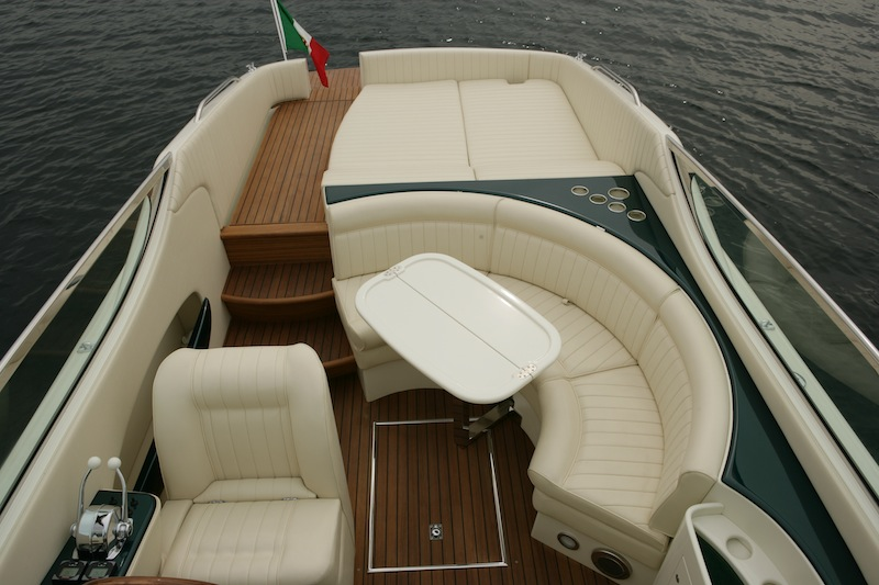 Colombo 30 Noblesse - www.colomboboats.it